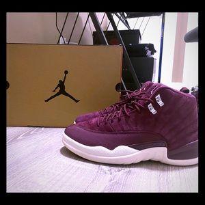 """Air Jordan 12 """"Bordeaux"""""""
